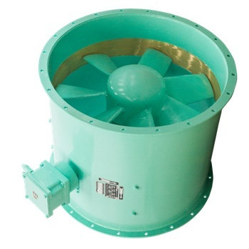 CBZT Series Marine explosion-proof Axial fan