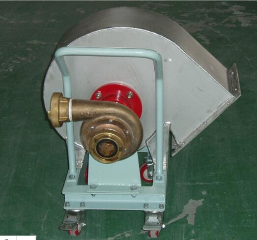 CSL Series Marine explosion-proof water driven gas free centrifugal fan