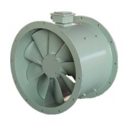 CDZ Series Marine Low noise axial flow fan
