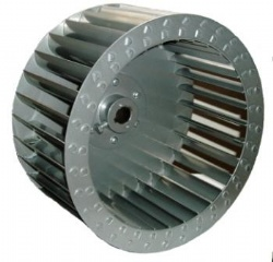 Marine Centrifugal fan Aluminum impeller