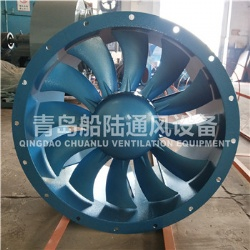 JCZ-110A Marine axial ventilation fan(50HZ,15KW)